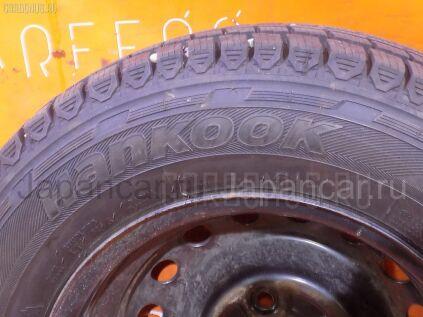Зимние шины Hankook Rw06 165 13 дюймов б/у во Владивостоке