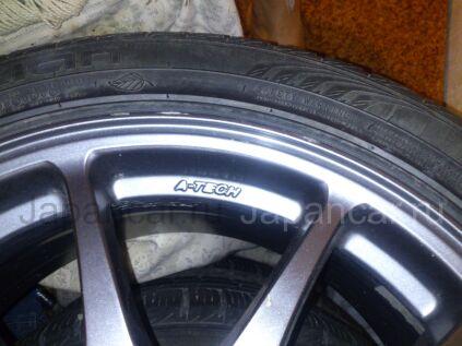 Зимние колеса Nokian Wr 205/50 17 дюймов Schneider б/у в Краснодаре