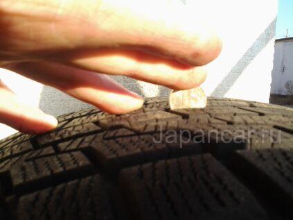Всесезонные шины Bridgestone Blizzak revo1 205/55 16 дюймов б/у в Улан-Удэ