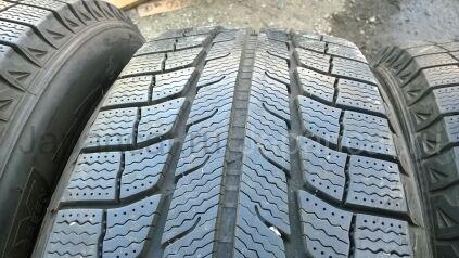 Зимние шины Michelin X-ice 2 225/65 17 дюймов б/у в Челябинске