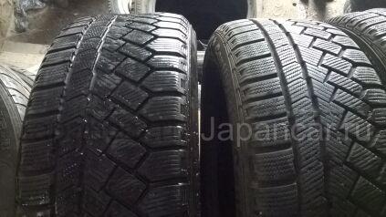 Зимние шины Continental contiviking contact3 205/55 16 дюймов б/у в Челябинске