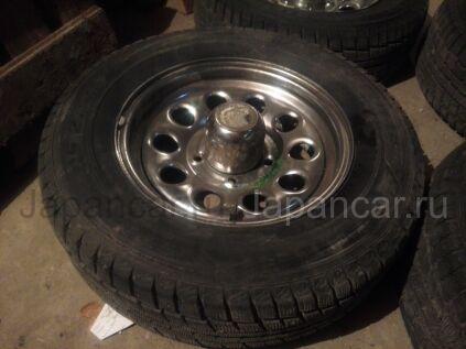 Всесезонные колеса Dunlop Graspic 205/70 15 дюймов б/у в Дальнегорске