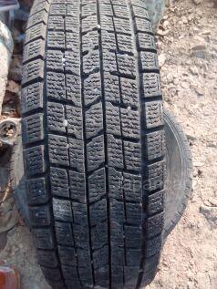 Зимние шины Dunlop Dsx 195/70 14 дюймов б/у во Владивостоке
