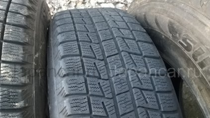 Зимние шины Bridgestone blizzak revo 1 195/60 15 дюймов б/у в Челябинске