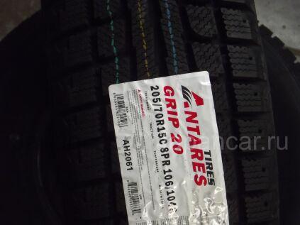 Всесезонные шины Antares Grip 20 205/70 15 дюймов новые во Владивостоке