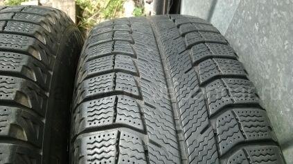Зимние шины Michelin x-ice xi2 215/65 16 дюймов б/у в Челябинске