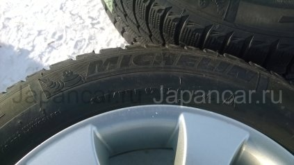 Зимние шины Michelin X-ice 235/55 17 дюймов б/у в Челябинске