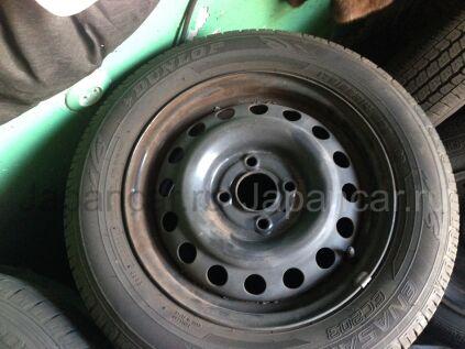 Летниe колеса Dunlop 175/65 14 дюймов Japan новые в Уссурийске