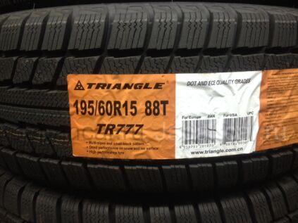 Зимние шины Triangle Tr 777 195/60 15 дюймов новые в Хабаровске