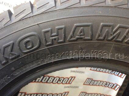 Зимние шины Yokohama Geolandar i/t-s g073 235/65 18 дюймов новые во Владивостоке