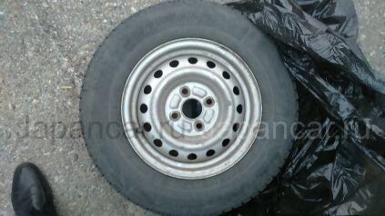 Всесезонные колеса Dunlop 165 13 дюймов б/у в Уссурийске