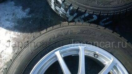 Зимние шины Goodyear Ice navi zea 2 215/60 16 дюймов б/у в Челябинске