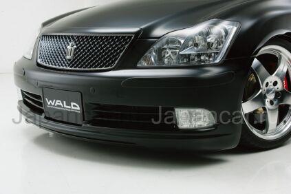 Передняя губа на Toyota Crown во Владивостоке