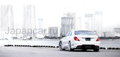 Комплект аэрообвесов на Mercedes-Benz S-Class во Владивостоке