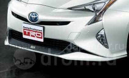 Передняя губа на Toyota Prius во Владивостоке