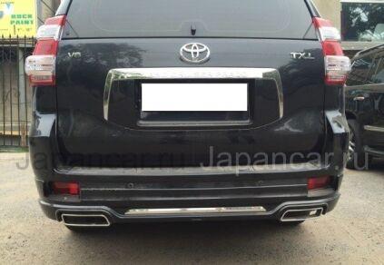 Губа на Toyota Land Cruiser Prado во Владивостоке