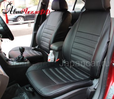 Чехлы сидений на Honda Civic во Владивостоке