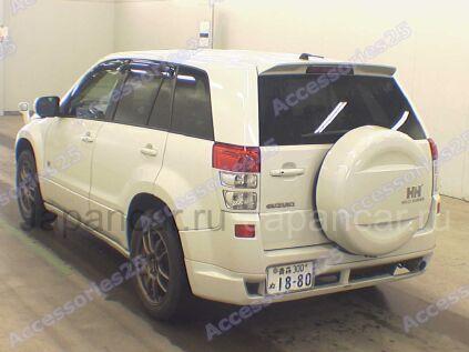 Спойлер на Suzuki Grand Vitara во Владивостоке