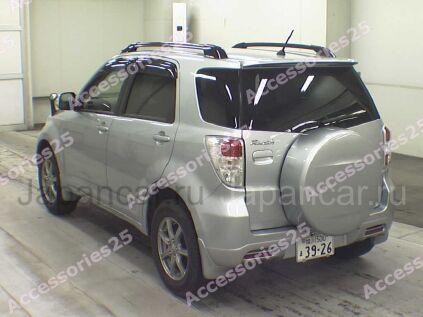 Спойлер на Toyota Rush во Владивостоке