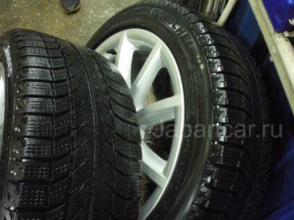 Всесезонные колеса Michelin Studless x-ice 245/45 18 дюймов б/у в Челябинске