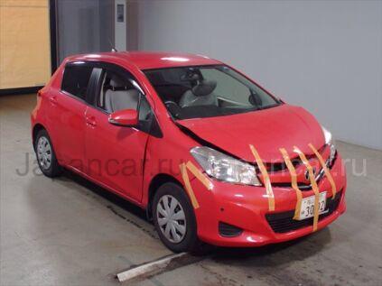 Toyota Vitz 2011 года во Владивостоке