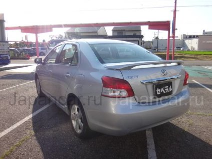 Toyota Belta 2011 года в Японии, ISHIKAWA