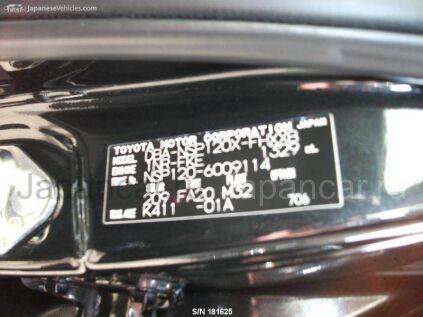 Subaru Trezia 2014 года в Японии