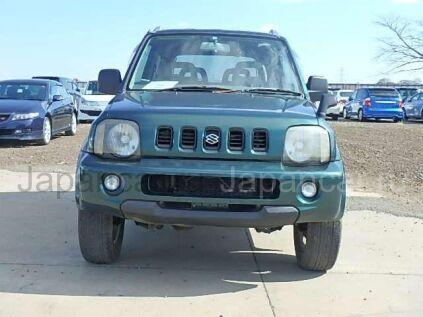 Suzuki Jimny Wide 1998 года в Японии