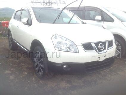 Nissan Dualis 2012 года во Владивостоке