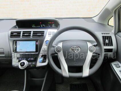 Toyota Prius Alpha 2012 года во Владивостоке