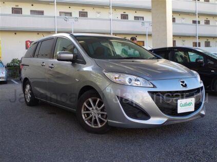 Mazda Premacy 2012 года в Японии