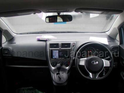 Subaru Trezia 2011 года в Японии, KOBE
