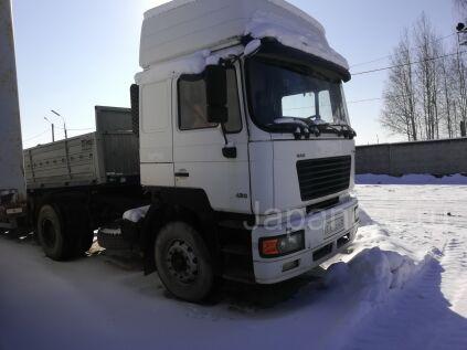 Тягач SHAANXI-MAN SX4185 2008 года в Перми
