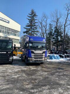 Седельный тягач Scania G 440 A6x4NA 2020 года