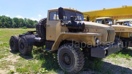 Седельный тягач Урал 44202-011-10 2000 года в Краснодаре
