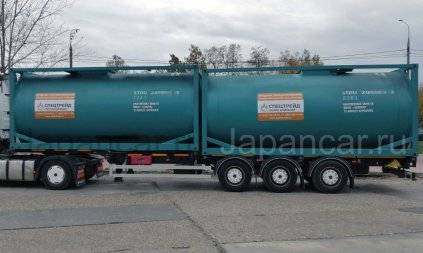 Цистерна CIMC Танк-контейнер T4 новый 25 м3 2020 года во Владивостоке