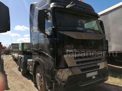 Седельный тягач Howo A7 2012 года в Перми
