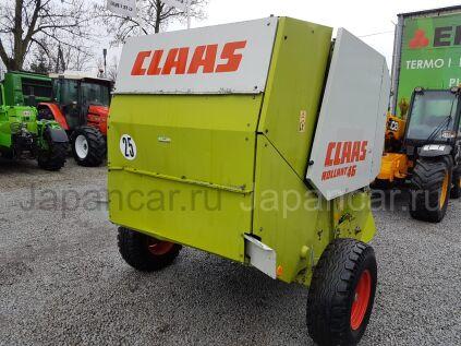 Пресс-подборщик Claas Rollant 46