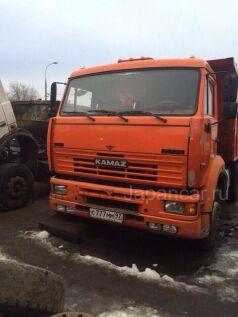 Самосвал KANTO самосвал 6х4 камаZ 6520 2005 года в Москве