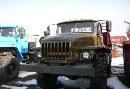 Лесовоз Урал 4320 в Перми