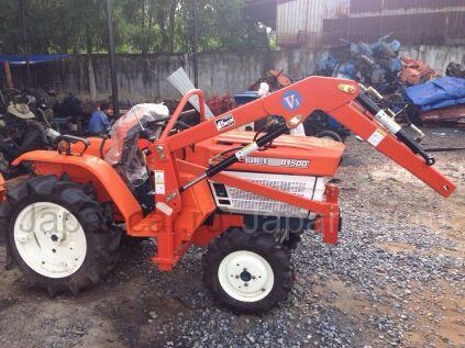 Трактор колесный Kubota B1500DT 2015 года в Туле