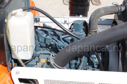 Трактор колесный Kubota B1702D