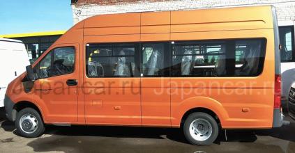 Автобус ГАЗ А65R35