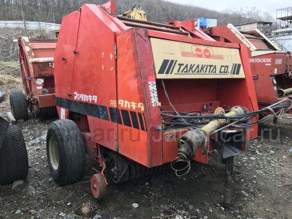 Пресс-подборщик Takakita RB1551HD во Владивостоке