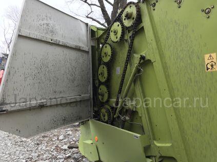 Пресс-подборщик Claas Rollant 66 во Владивостоке