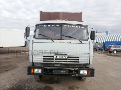 Фургон КАМАЗ 53213С 2000 года в Москве