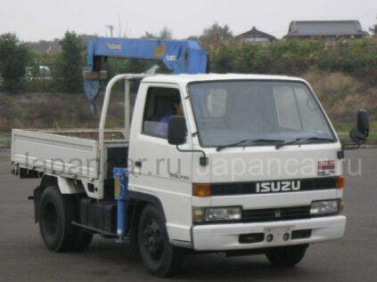 Бортовой+кран ISUZU ELF 1993 года в Японии