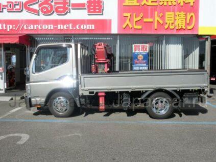 Грузовик с манипулятором MITSUBISHI FUSO CANTER CUSTOM 2006 года в Японии