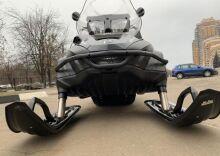 снегоход BRP BRP 69 YETI ARMY 600 E-TEC купить по цене 126000 р. в Москве