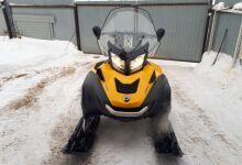 снегоход BRP SKANDIC 900 купить по цене 110000 р. в Москве